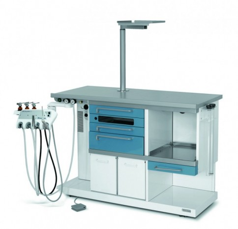 Medicine, ENT Units and Chairs, Otoplus DC